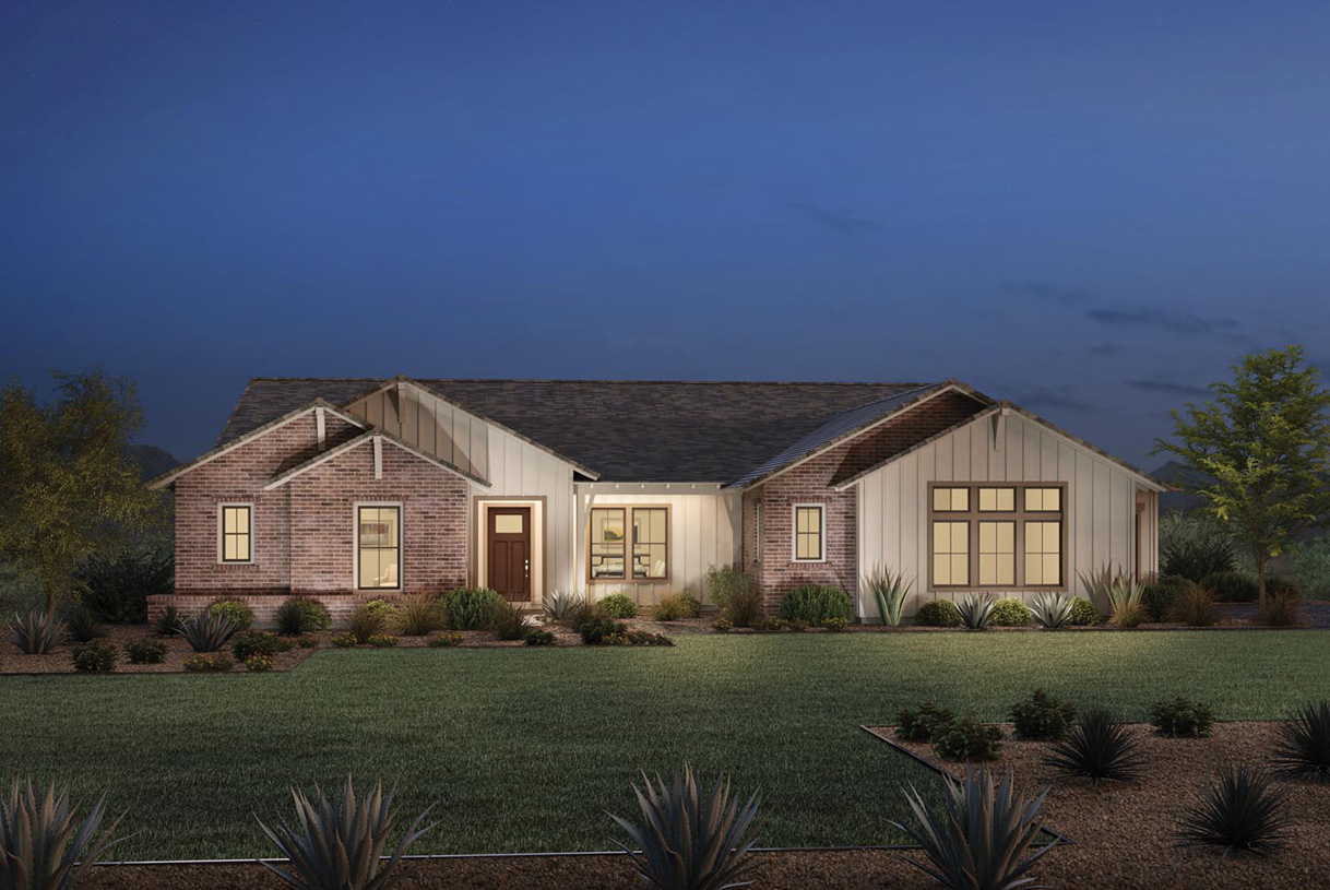 Sawyer -  Modern Ranch