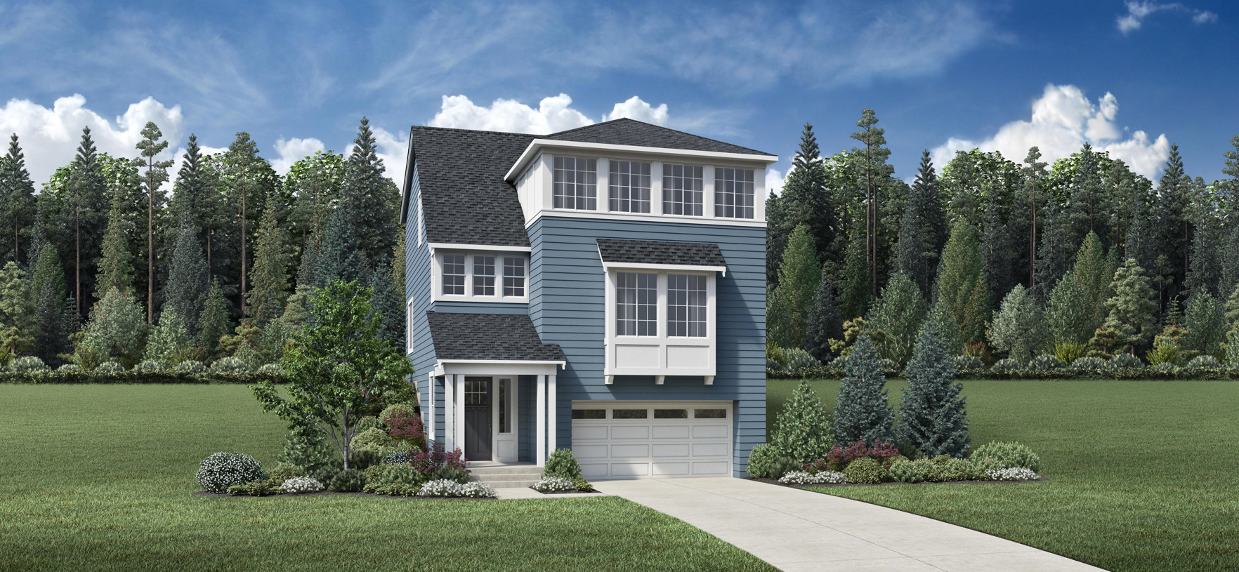 Scappoose with Basement -  Craftsman
