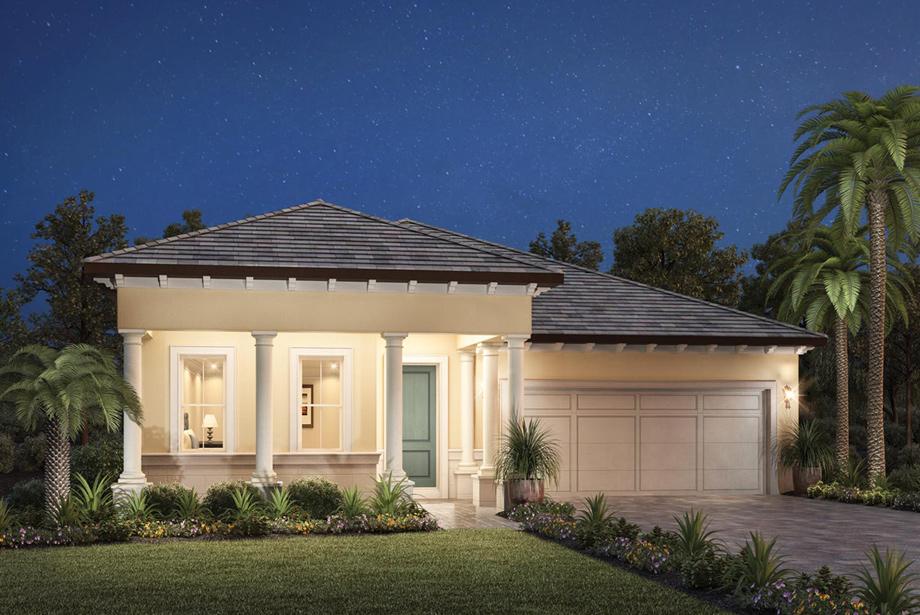 Royal Cypress Preserve The Gardenia Home Design