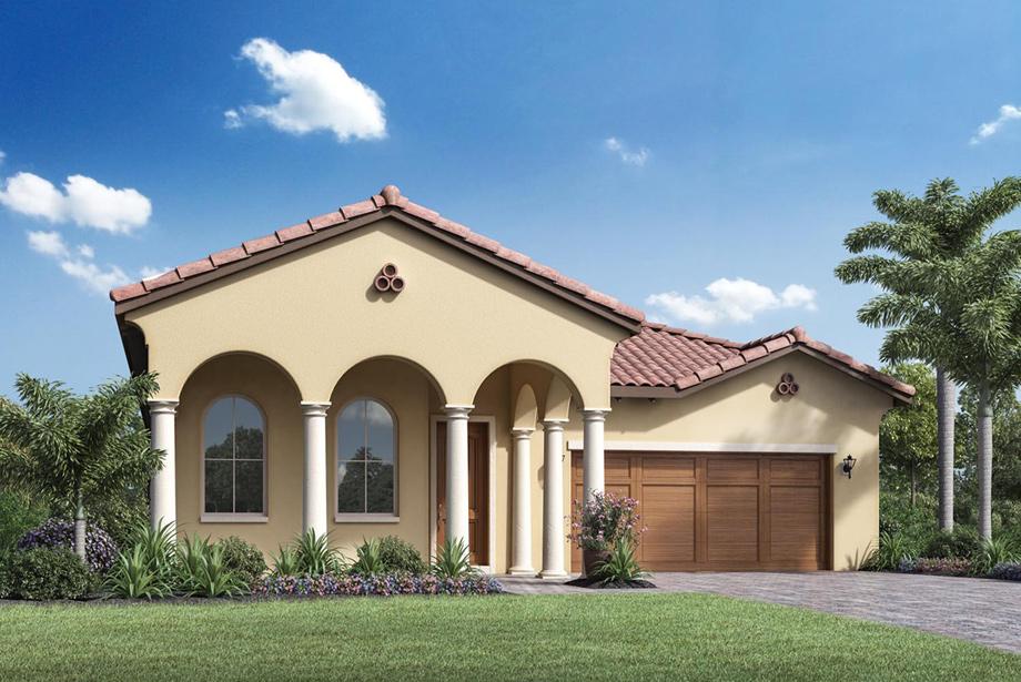 Orlando Fl New Homes For Sale Royal Cypress Preserve