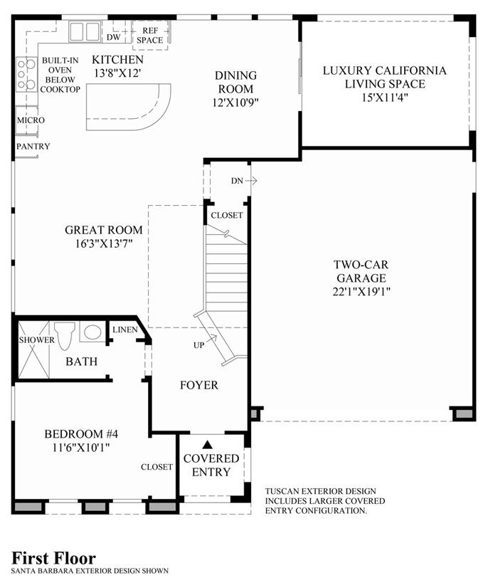 Sedona - 1st Floor