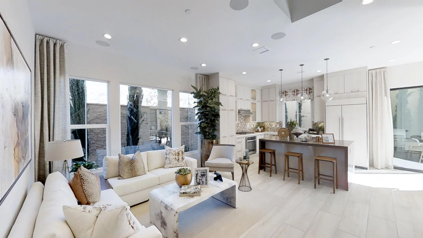 New Luxury Homes For Sale in Porter Ranch, CA | The Canyons at