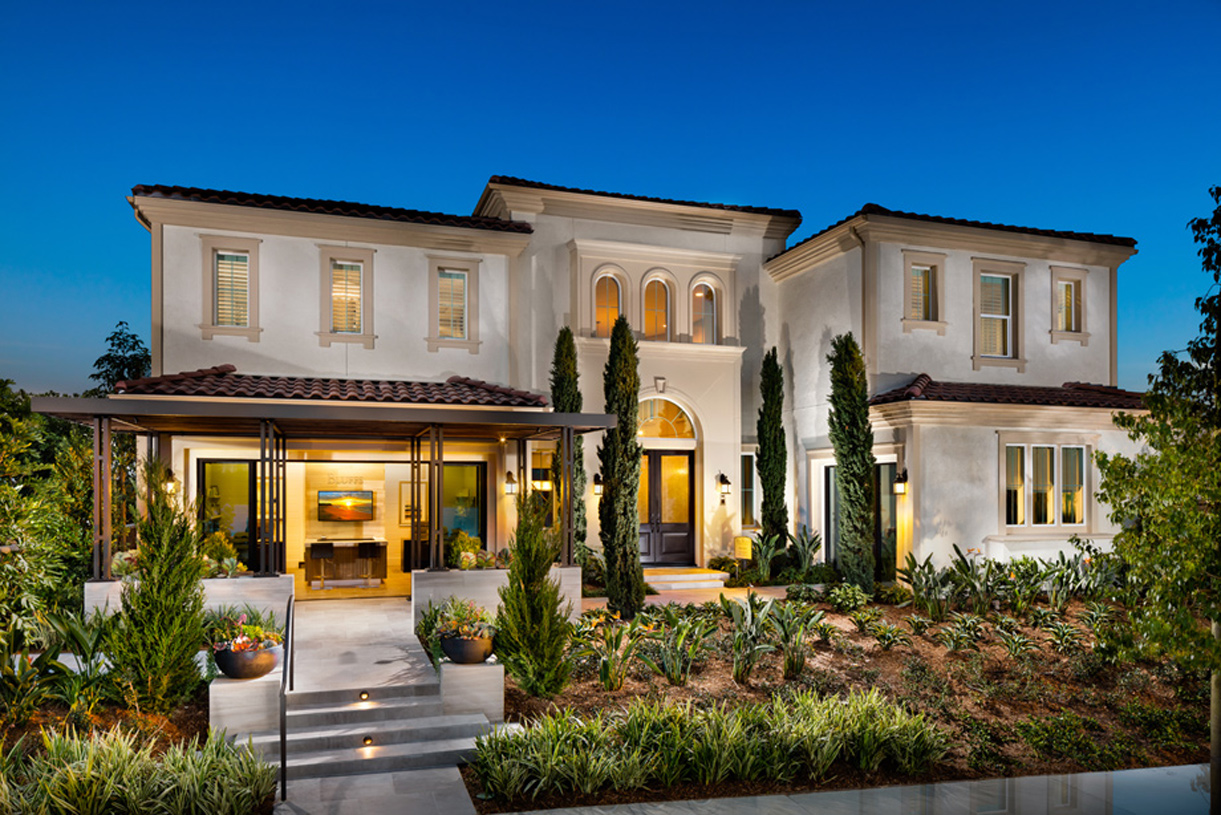 New Single Story Homes In Orange County