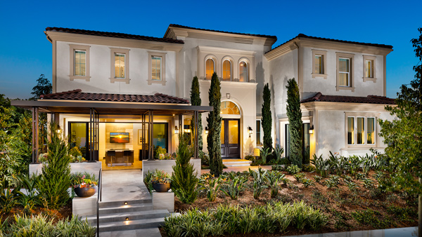 Carlsbad luxury homes for sale toll brothers at for Spanish style homes for sale in dallas tx