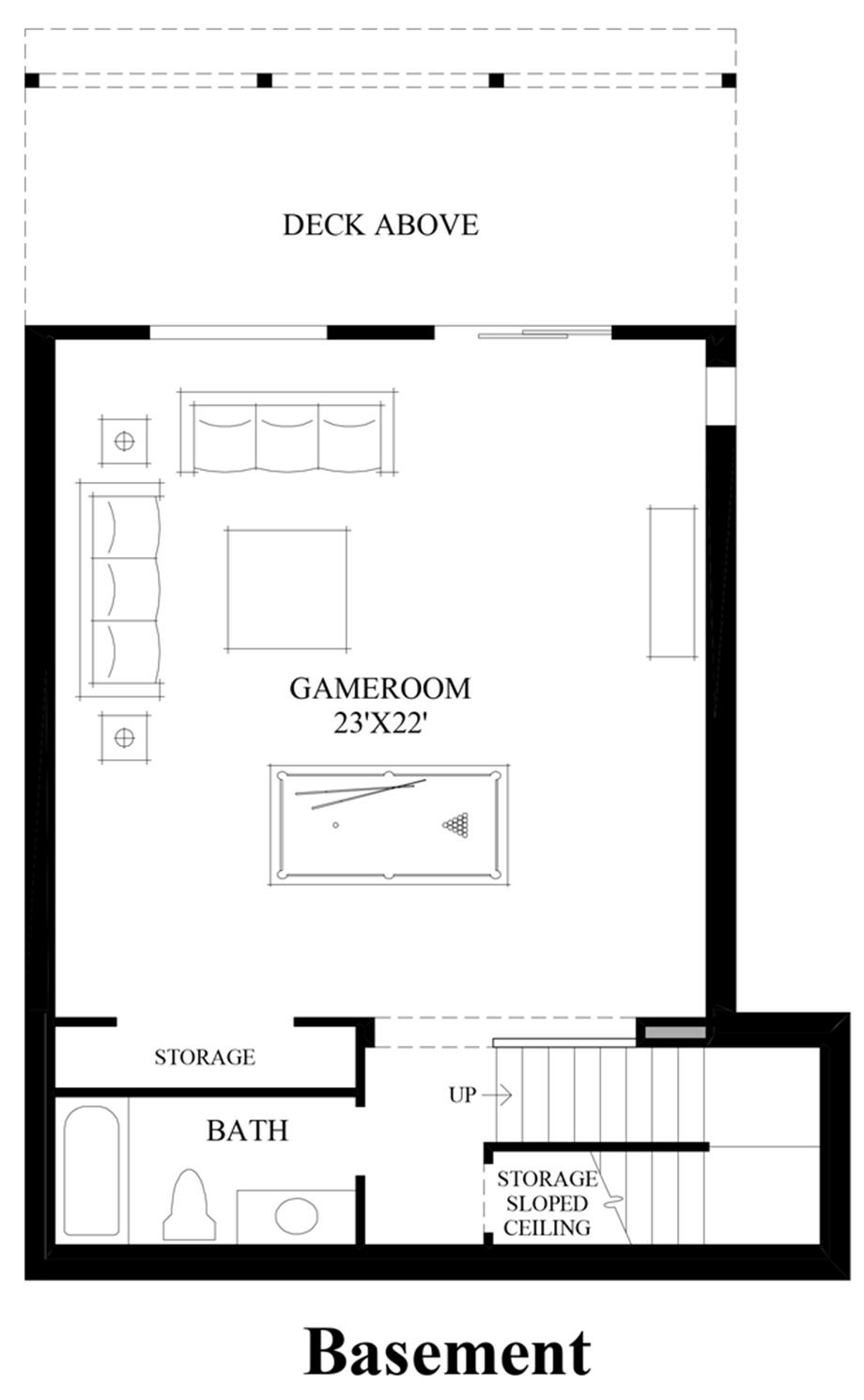 Canterbury park the seymour home design Canterbury floor plan