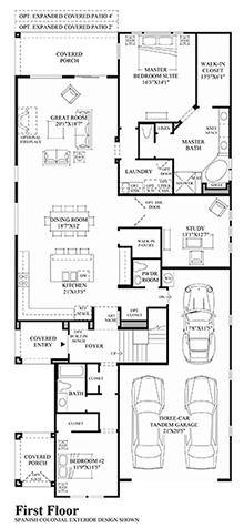 Sienna - 1st Floor