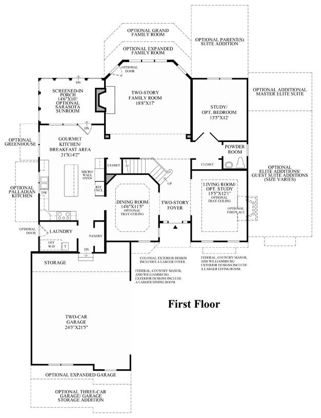 Singleton - 1st Floor