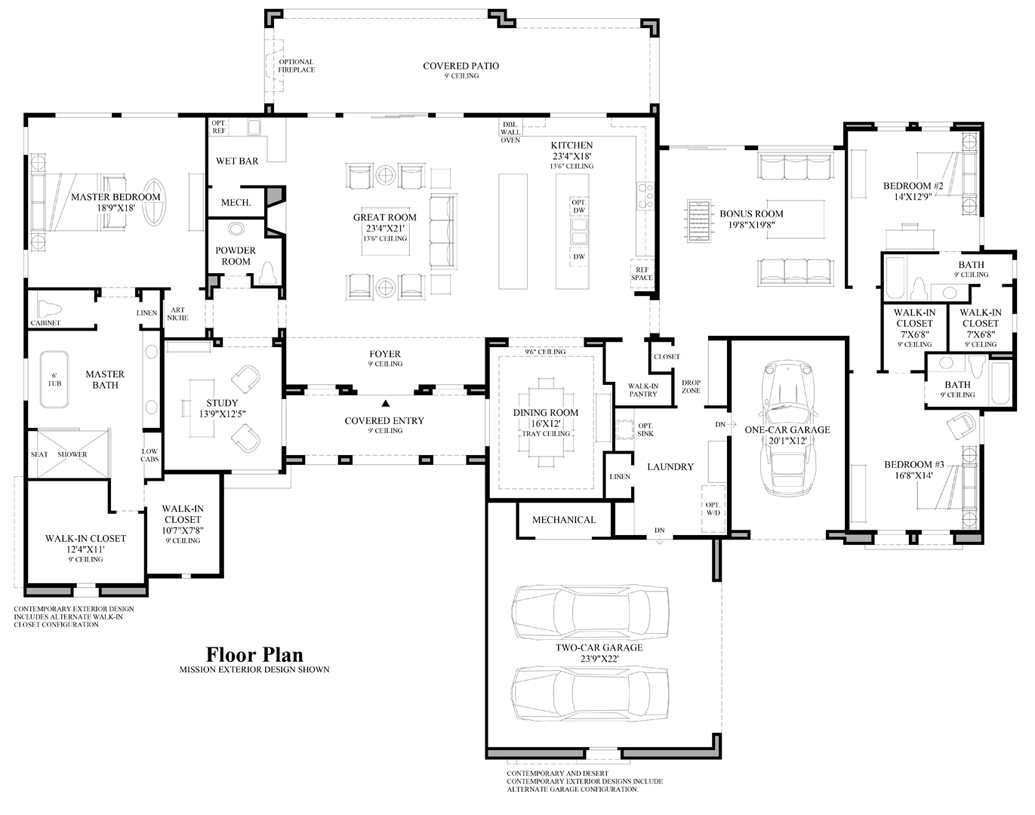 Toll Brothers Carlsbad Floor Plan: New Luxury Homes For Sale In Scottsdale, AZ