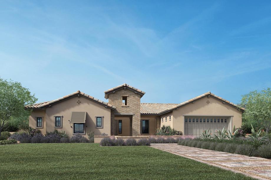 gilbert az new homes for sale | calliandra estates