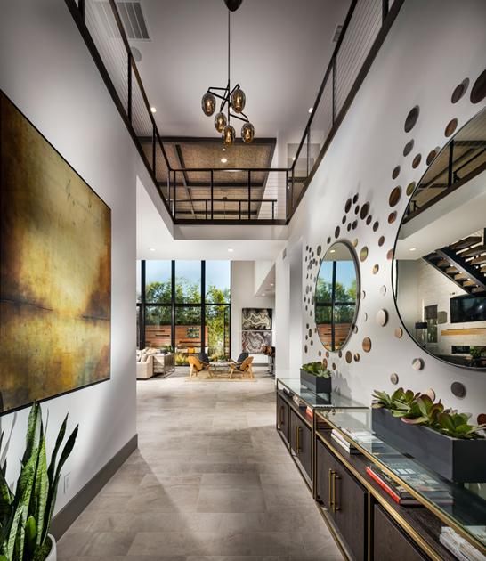 Carport And Garage Modern Architecture Jpg 1030 920: Irvine CA New Construction Homes