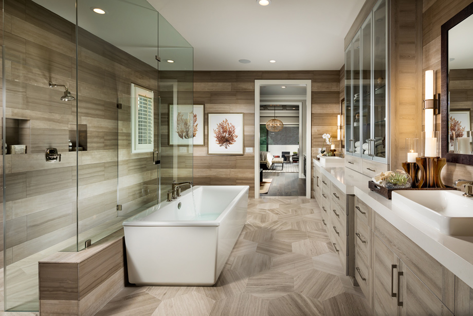 Irvine ca new construction homes solano at altair for Bathroom remodeling irvine ca