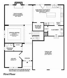 Southwick - 1st Floor