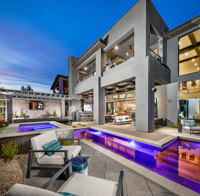 Toll Brothers - Mesa Ridge - View Point Collection Photo