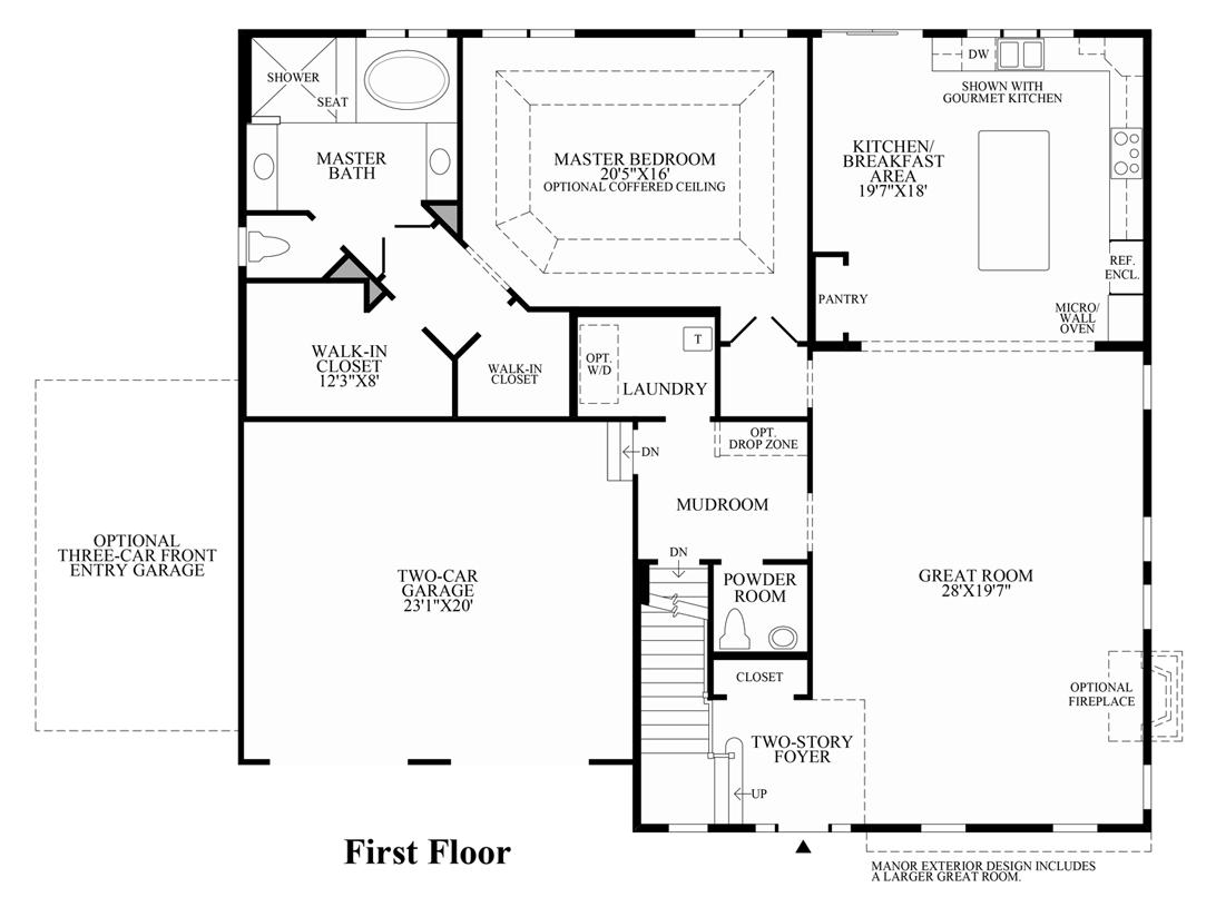 Springhaven - 1st Floor