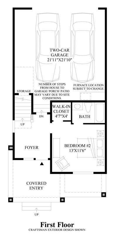 Spruce (WA) - 1st Floor