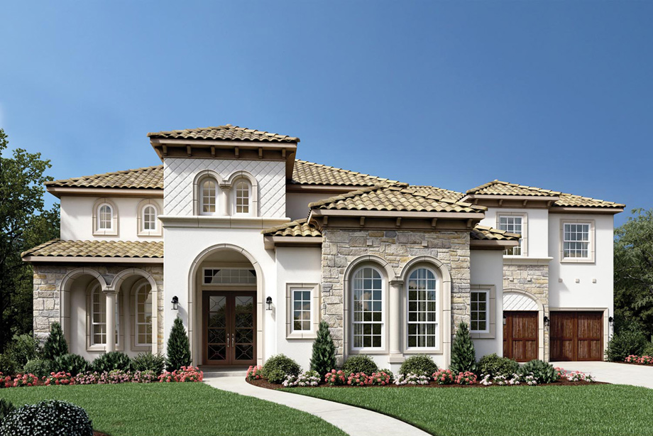 Cinco ranch ironwood estates the vinton home design for Mission homes