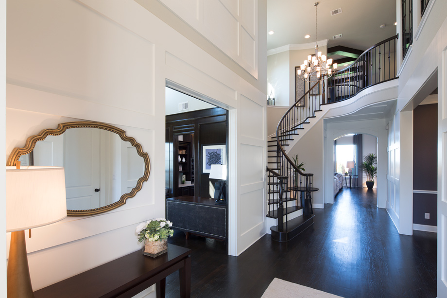 Foyer House St Paul : Katy tx new homes for sale cane island