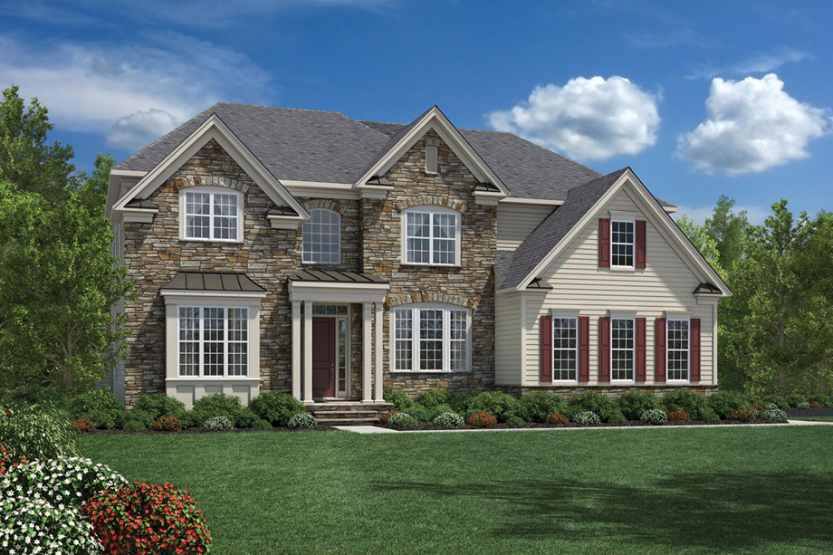 Stallworth   The Country Manor. Estates at Bamm Hollow   The Stallworth Home Design