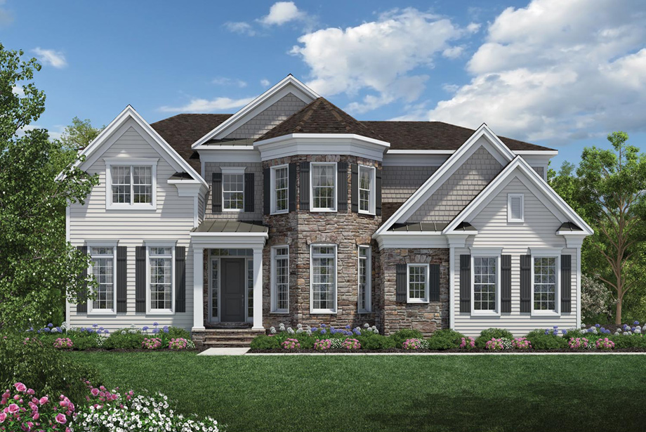 Reserve at holmdel the stallworth home design for Allworth home designs