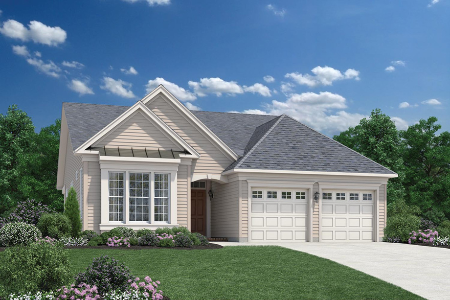 Regency at Bowes Creek Country Club Active Adult Single Family ...