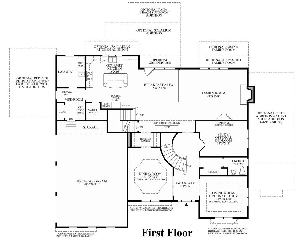 Stansbury - 1st Floor