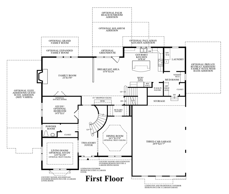Arbor Homes Floor Plans: The Stansbury Home Design