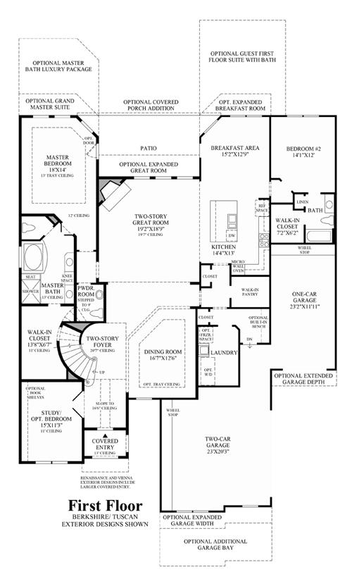 Stanton - 1st Floor