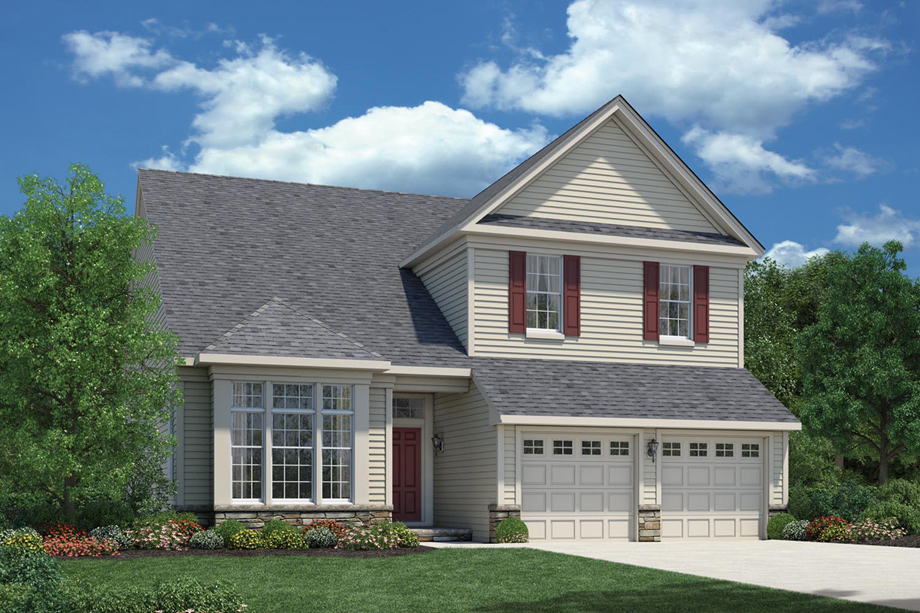 Regency at bowes creek country club active adult single for 2 family modular homes