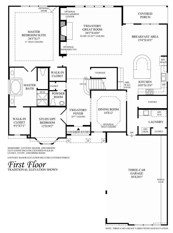 Stonebridge - 1st Floor