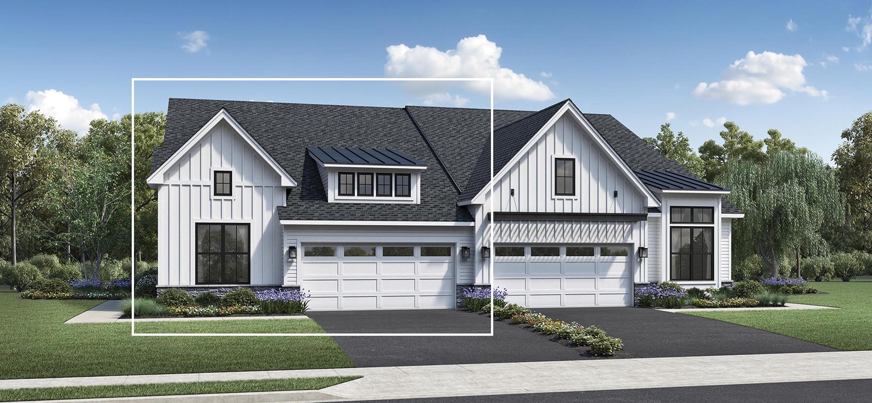 Stonewyck -  Modern Farmhouse