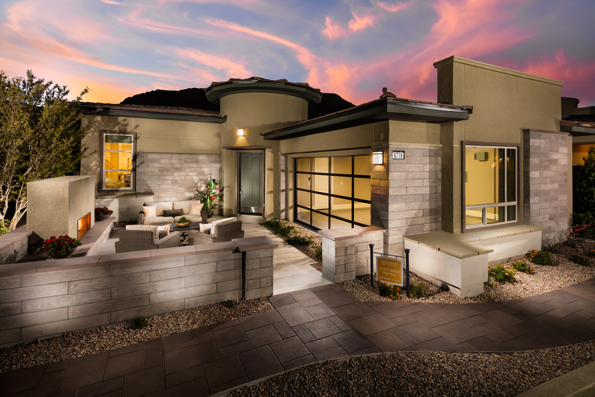 Stony Ridge -  Desert Contemporary