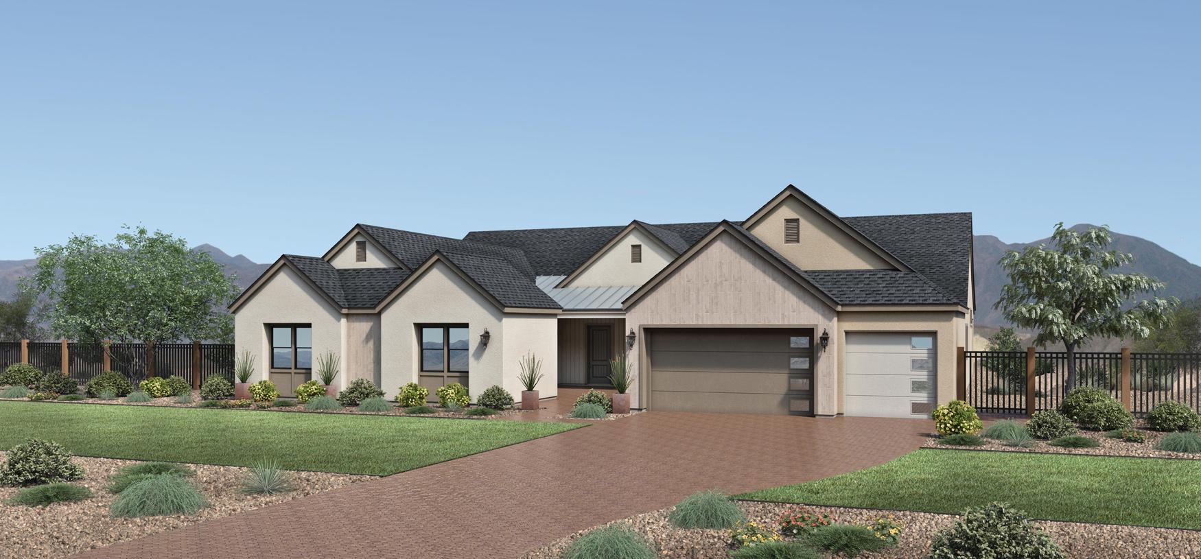 Stratford -  Modern Ranch