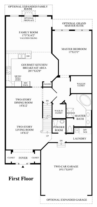 Strathmere - 1st Floor
