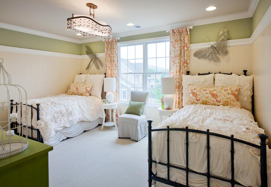 Enclave at shackamaxon the strathmere home design - Proportion in interior design ...