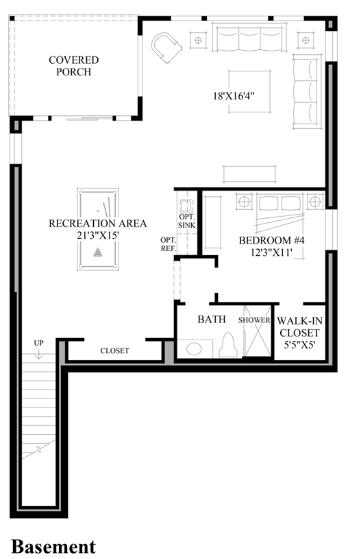 New luxury homes for sale in sammamish wa canterbury park for Design your own basement floor plans