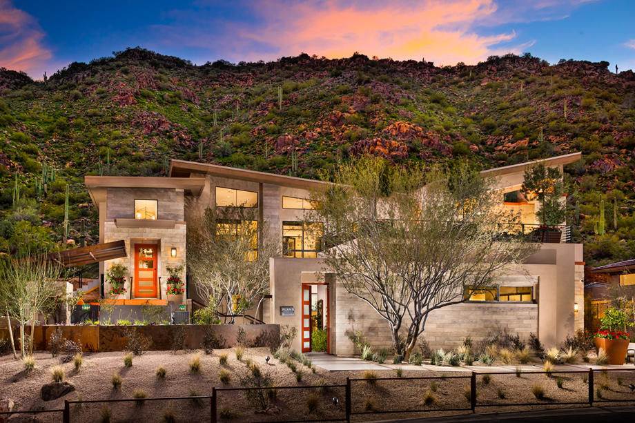 Toll Brothers At Adero Canyon The Laurent Home Design