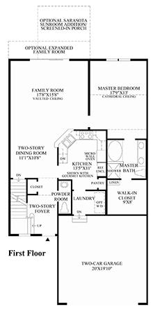Tamarack - 1st Floor