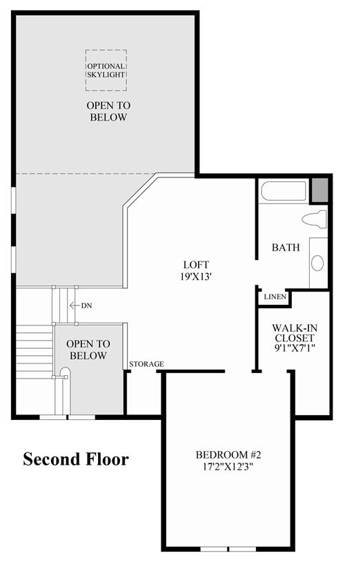 Regency at wappinger meadows the tamarack home design for Elite house plans