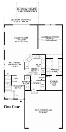 Tamarack Elite - 1st Floor