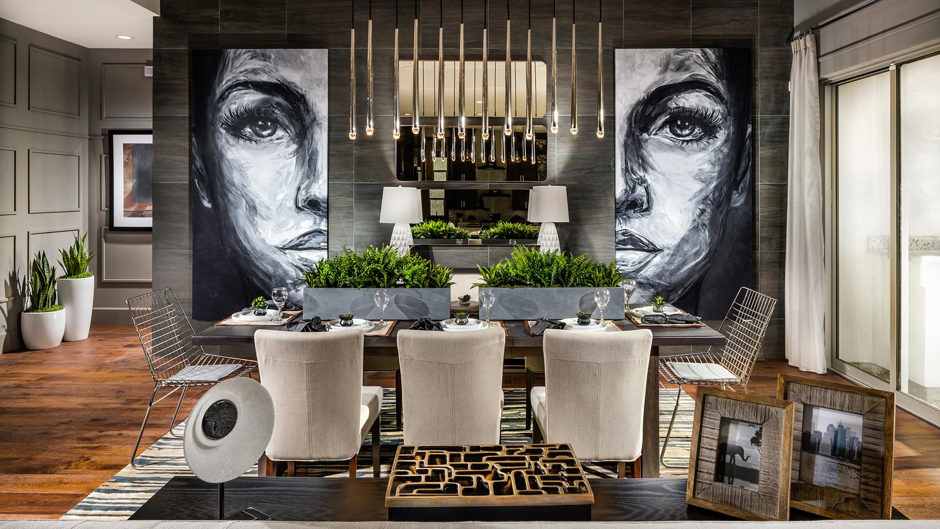 Taranto dining room