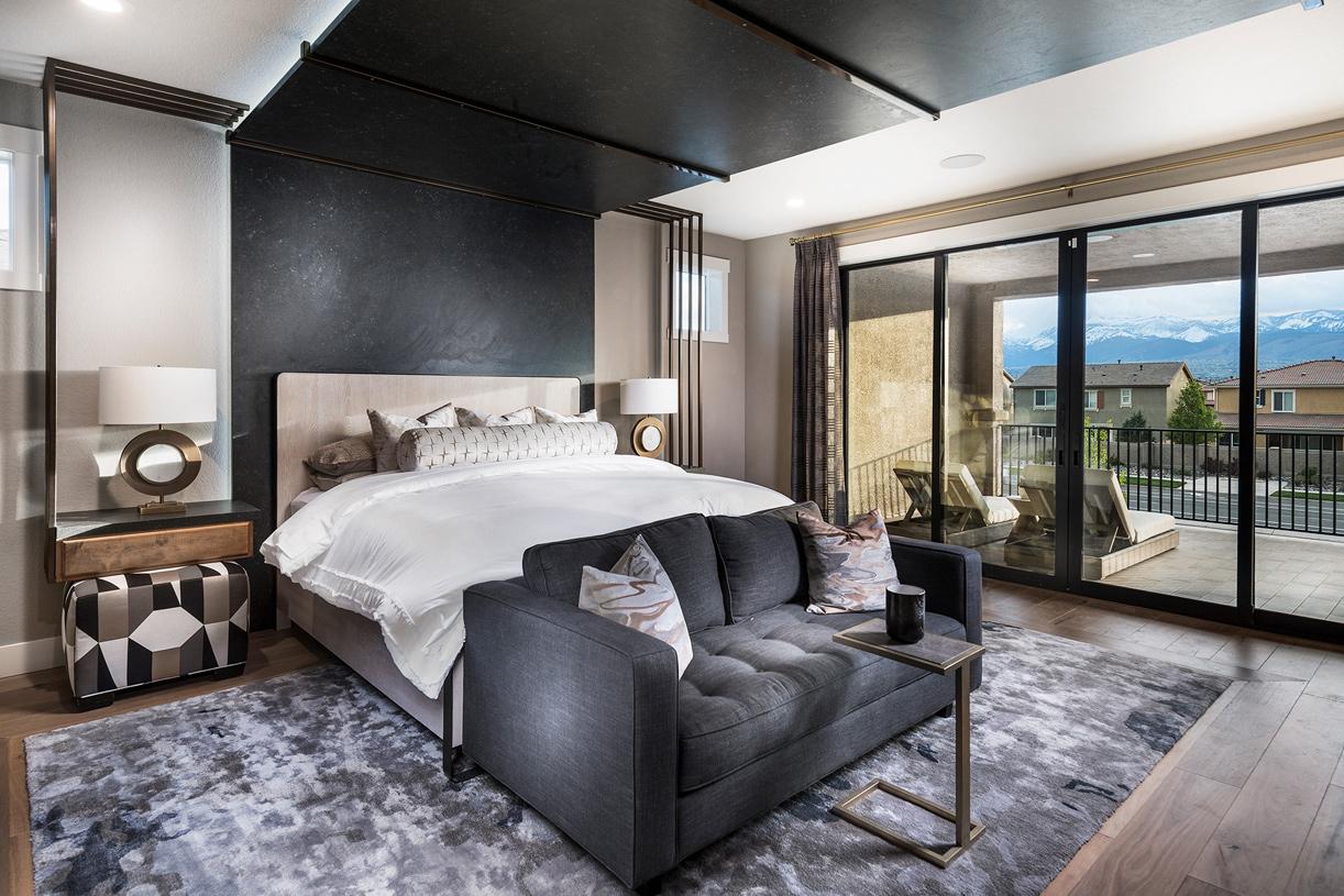 Primary Bedroom Suite
