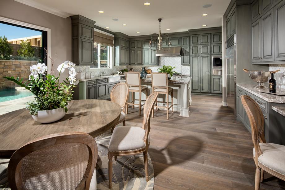 Estates at yorba linda the castelli home design - Tivoli kitchenware ...