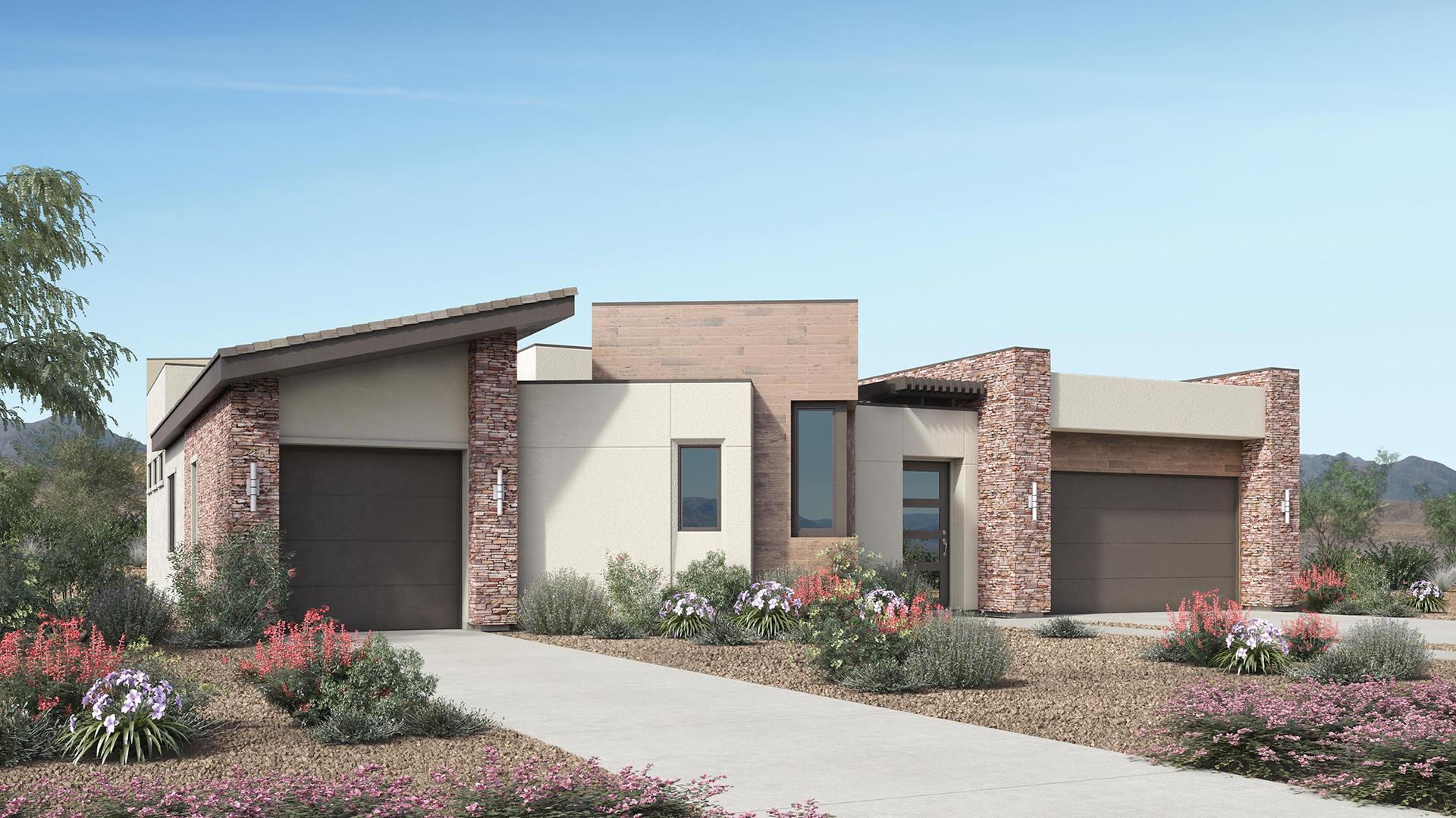 Granite Heights The Topaz Home Design