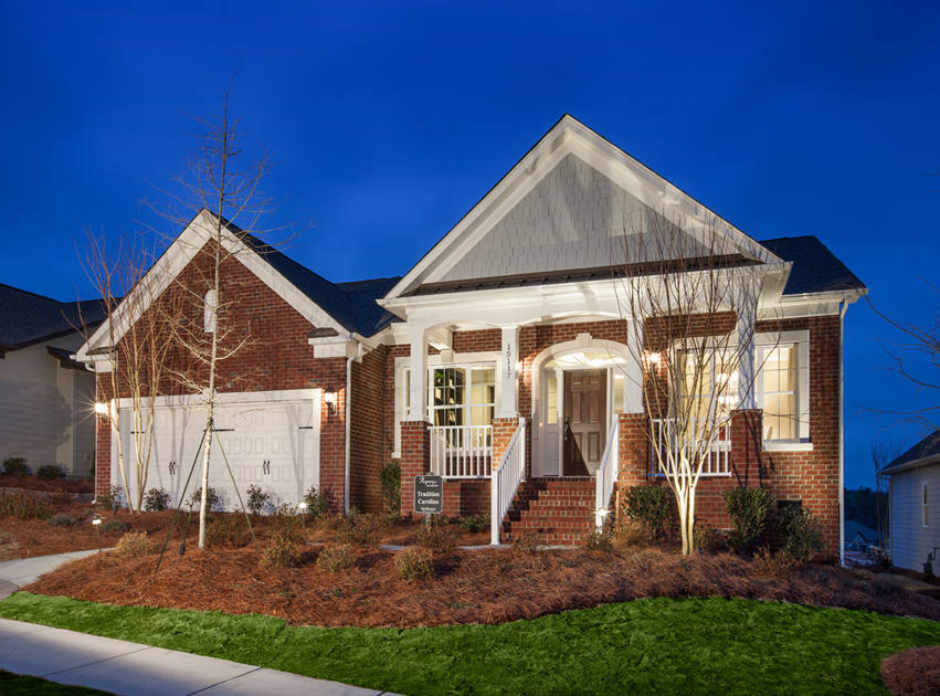 Charlotte nc homes for sale regency at palisades for Traditions charlotte nc