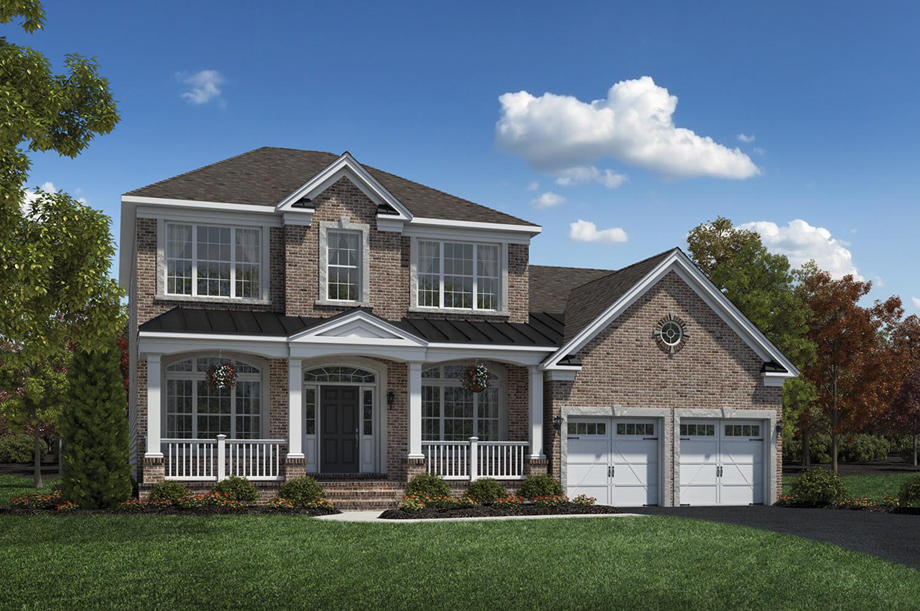 Dominion Valley Country Club Villas The Tradition Home Design