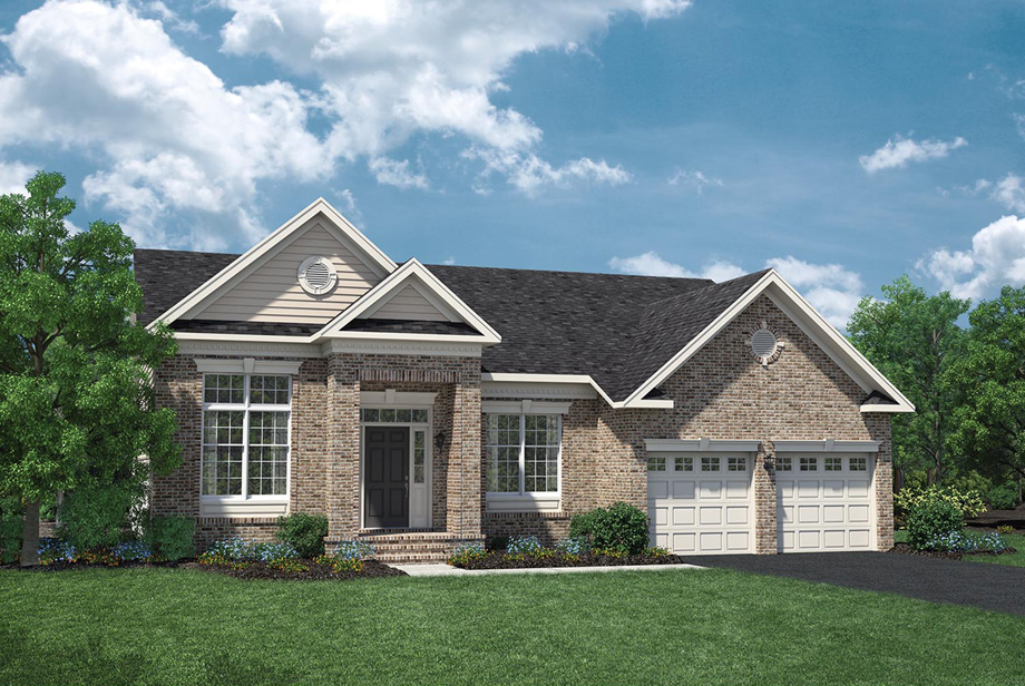 Tradition on Toll Brothers Plymouth Floor Plan