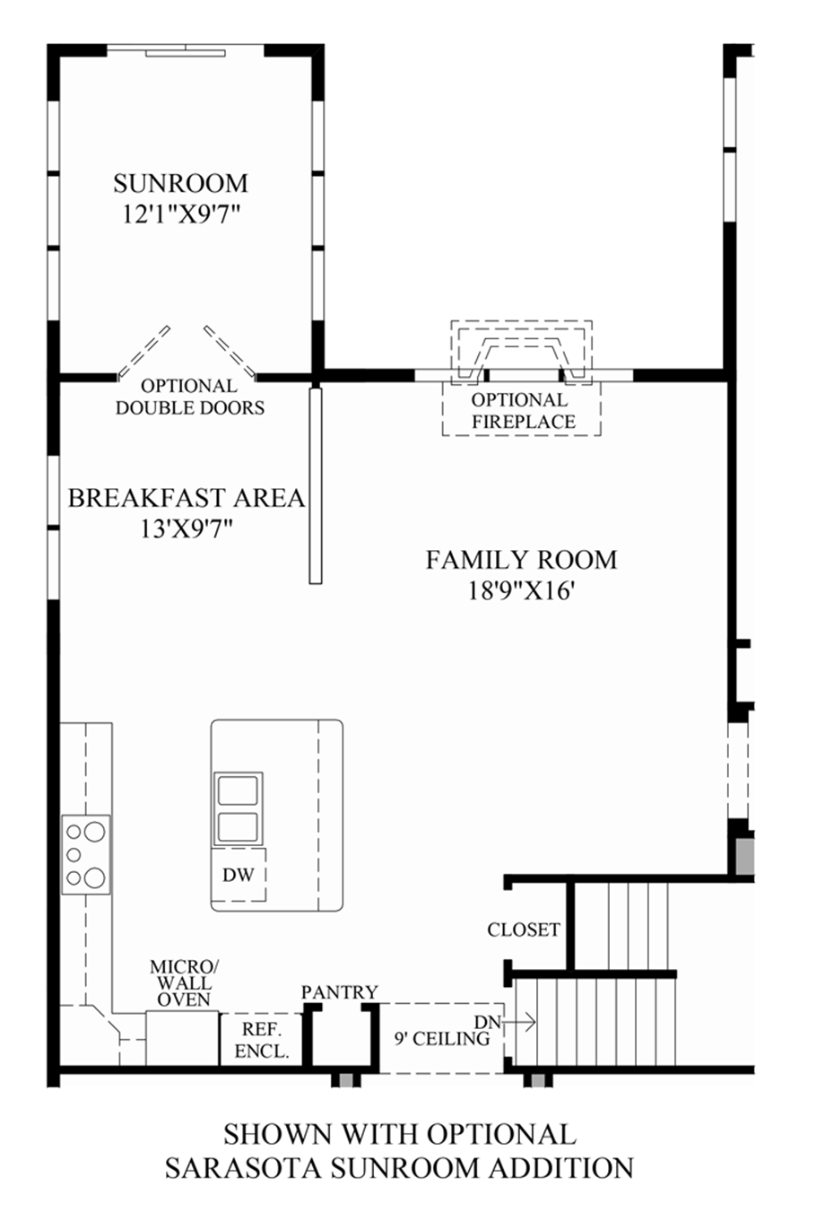 Regency at Upper Dublin The Tradition Home Design