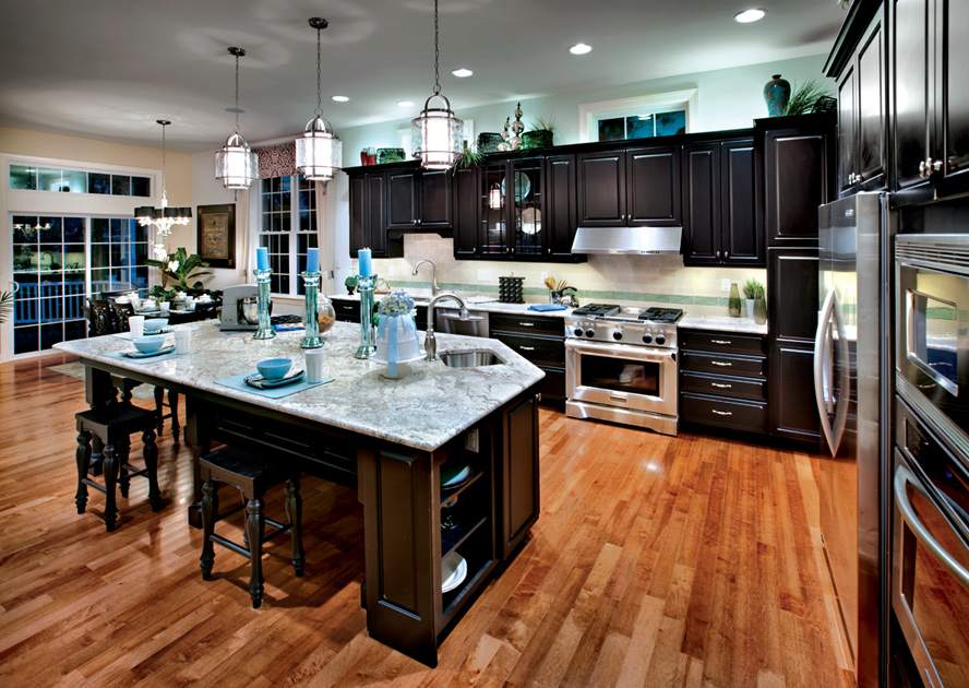 New Luxury Homes For Sale In Wake Forest NC Hasentree Golf Villas