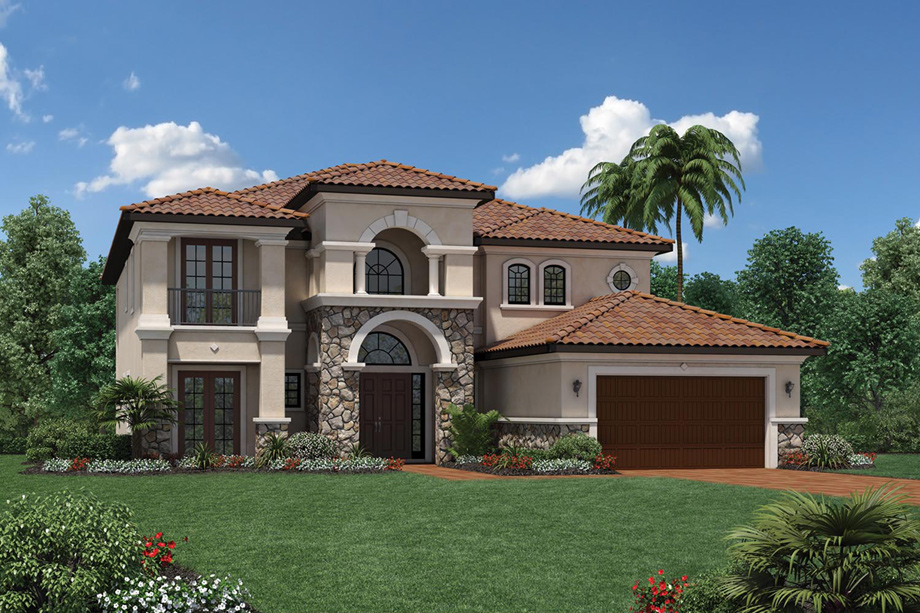 Toll Brothers Homes Parkland Fl