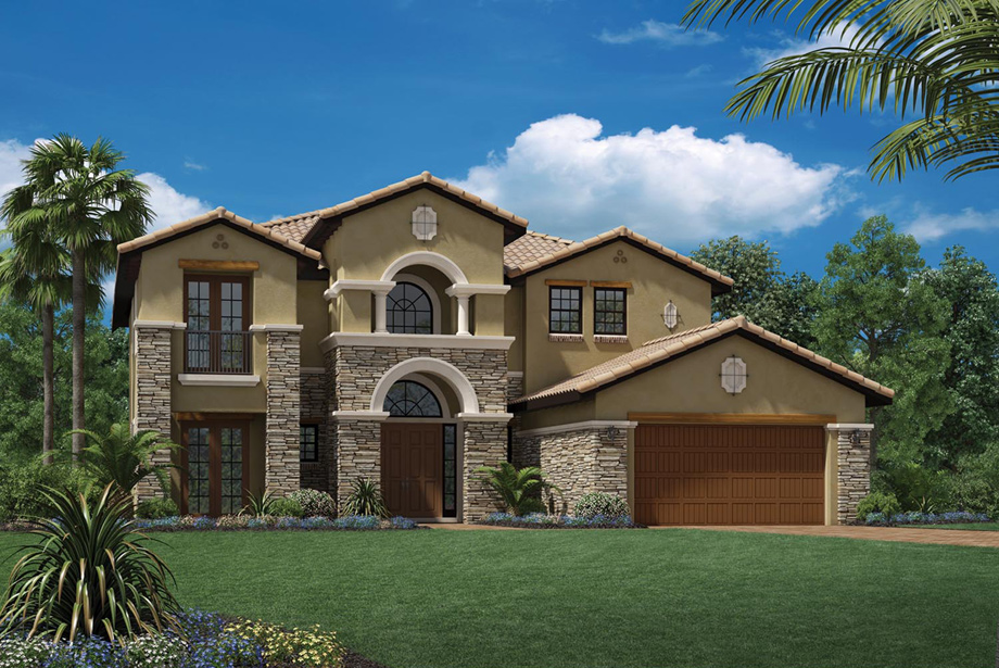 Jupiter country club the signature collection the for Florida country homes